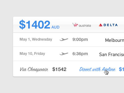 Adioso Itinerary Summary boarding pass airlines airline booking book price flights flight itinerary