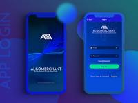 App Login UI
