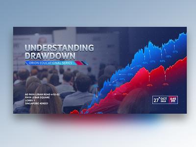 Event Invitation Web banner vibrant ux ui skip next mobile ui finance blue app demo step by step