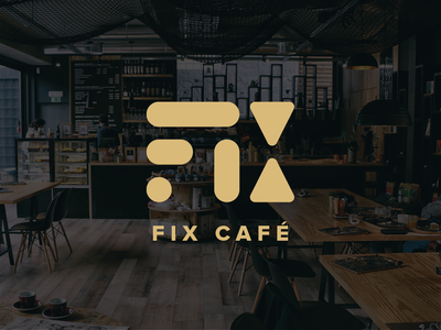 Fix Café Branding