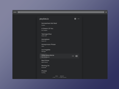 Dark night mode dark mode dark ui minimalism minimlist webdesign blackandwhite web minimal ui