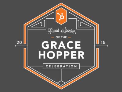 Grace Hopper T-Shirt tech orange t-shirt
