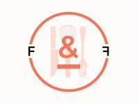 Feast & Fettle Badge