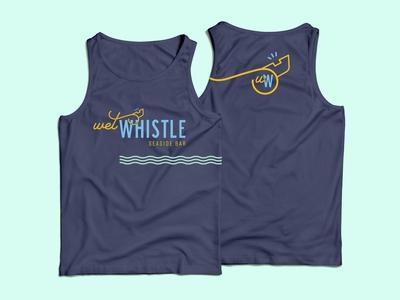 Wet Whistle Tank Top