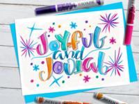 Joyful and jovial 💙 💙 💙