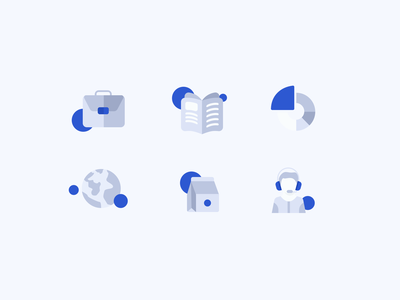 Illustrated Icons Pack graphic design icon icons vector branding illustration clean brand illustrator design