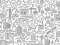Icon Illustration System