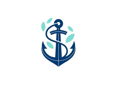 Seafood Co Logo logo design brand identity vector ocean seafood icon identity branding anchor design illustration logo