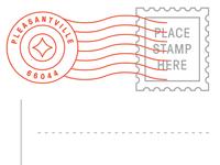 Mail Stamp Rebound