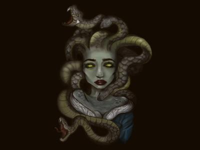 Medusa Art
