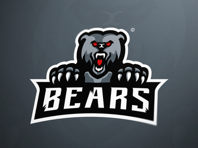 """Bears"" eSports Logo (for sale)"