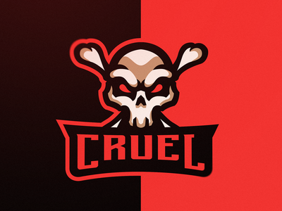 """Cruel"" eSports Logo (for sale)"