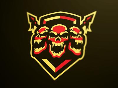 """Team Primal"" eSports Logo"