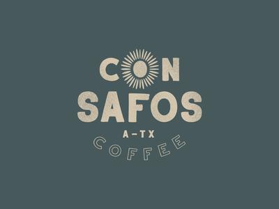 Con Safos Coffee Branding