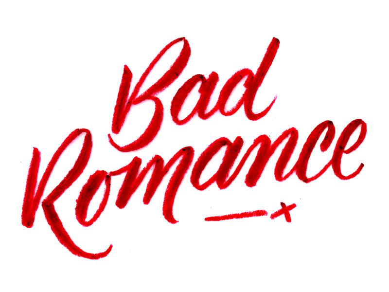 Imagini pentru bad romance