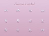 Camera icons