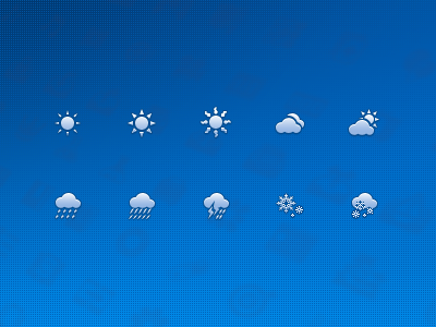 Weather icons weather sunny rain icons thunderstorm snow cloudy