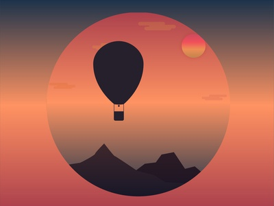 Hot Air Balloon- 02