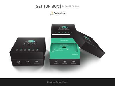 Set-Top TV Box Package