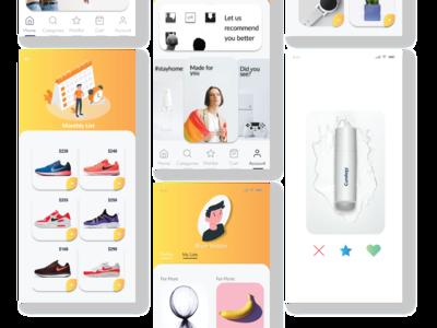Trendyol I Redesign redesign interface app design app uxui uidesign ui