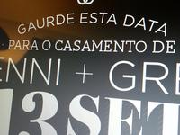 Guarde Esta Data (Save the date)