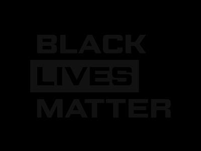 Black Lives Matter // BlackOut black black on black black lives matter blm graphic design design typography