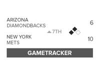 Other Scores (MLB Gametracker)