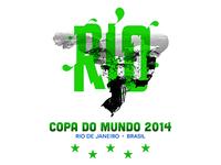 Cupa do Mundo (World Cup)- Rio