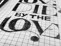 Die by the Love