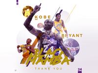 Thanks, Kobe