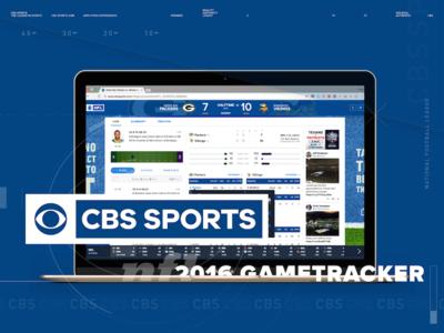 2016 CBSSports NFL Gametracker