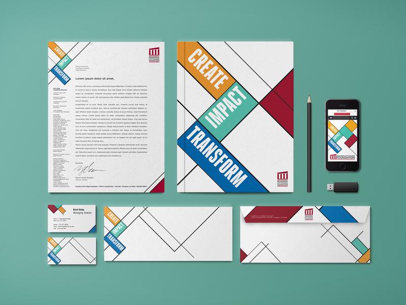 Branding campaign design graphic design stationery design branding design