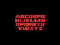 Amarillo Hustle Typeface