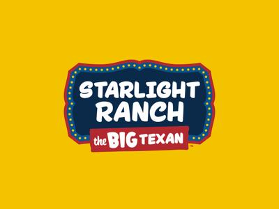 Starlight Ranch at The Big Texan logo
