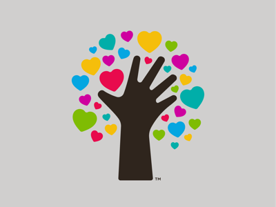 Heart Tree texas amarillo nonprofit life counseling tragedy death family grief hand tree heart