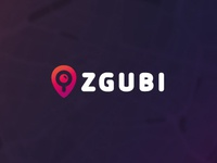 ZGUBI logo (lost & found)