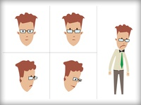 Motion Graphics Character