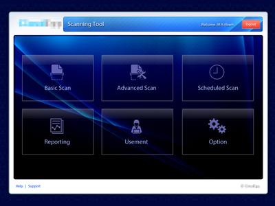 UI - Dashboard, web tool ui web app design user interface web application dashboard