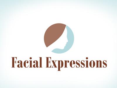 Logo, identity identity logo design graphic brand face women