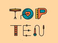 Top Ten playlist
