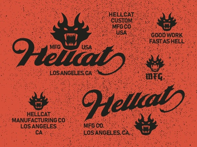 Hellcat Manufacturing Co.