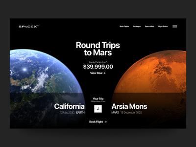 Space Trip Planner