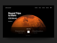 Space Flight Booking