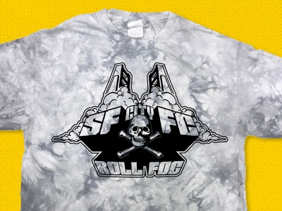 SAN FRANCISCO CITY FC (link to merch) logo shirt design shirt soccer branding illustration san francisco