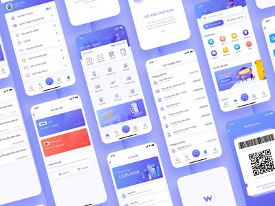 E-Wallet App Concept