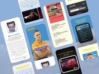 LOUTA | Website (Diseño+Coding) enchastre html musician bio release youtube spotify music argentina indie coderhouse onepage louta louta