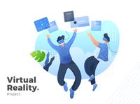 Virtual Reality Illustration Project