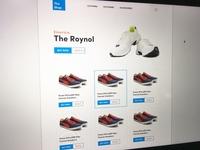 E-Commerce Website WIP