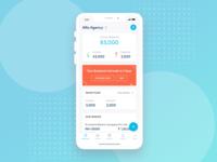 Bearbook Mobile App Dashboard