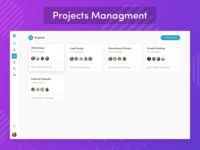 Projects Management & Time Tracking